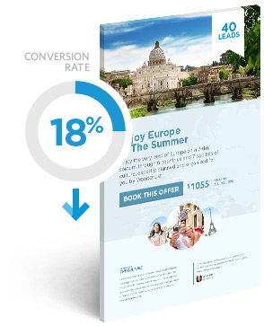 conversion rate going down