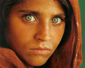afgan woman