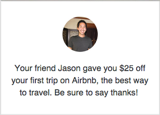 Persuasion: Airbnb example