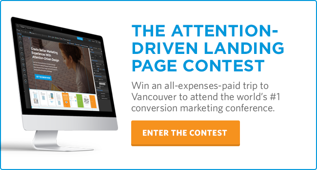 attention-driven-landing-page-contest