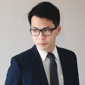 Photo of Wesley Yu