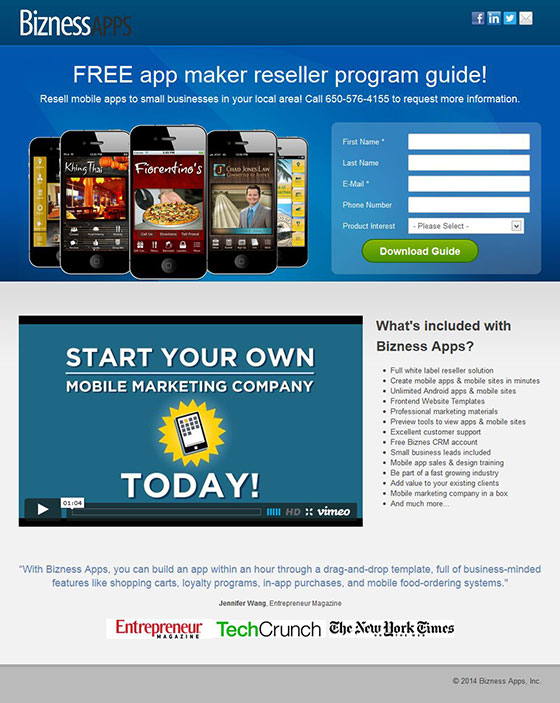bizness-apps