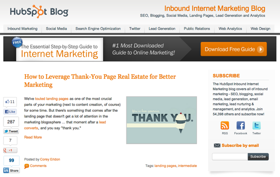 Blog Authority