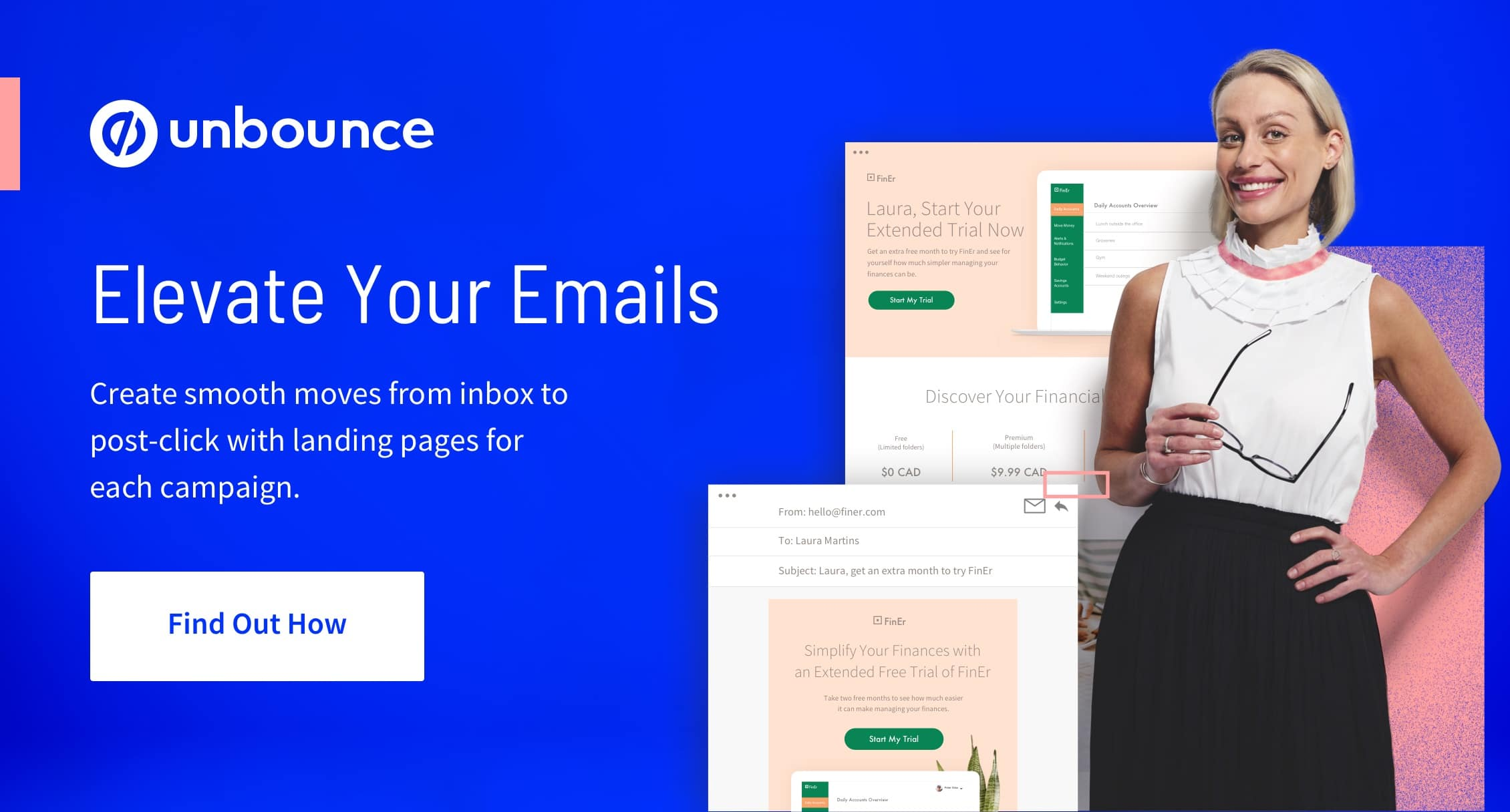 Landing Pages for Email Marketing