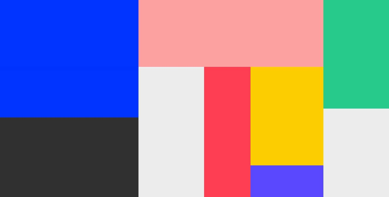 Unbounce Brand - Color Palette