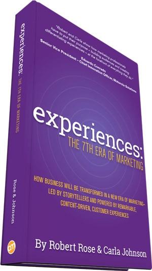 Experiences: The 7th Era Of Marketing - Marketing Buch