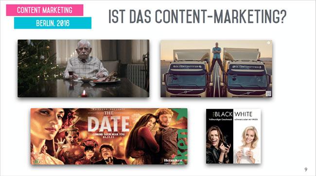 Svenja Teichmann: Ist das Content Marketing?