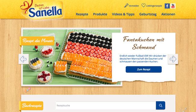 Content Marketing Masters: Sanella