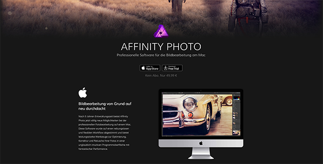 Content Marketing Tools: Affinity Photo
