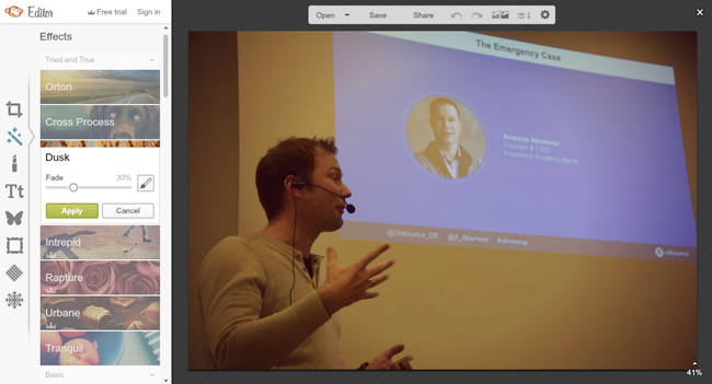 Content Marketing Tools: Picmonkey
