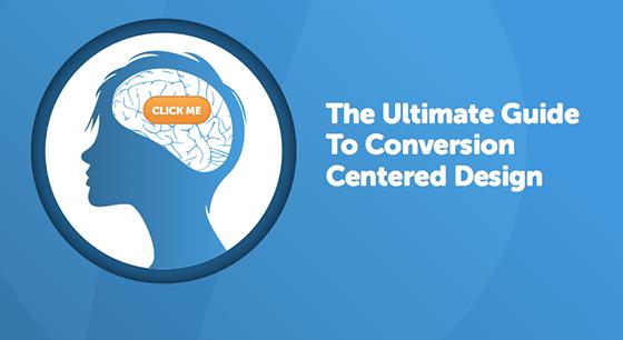 conversion-centered-design