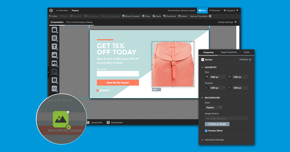 Unbounce Convertables: Create High Converting Website Overlays