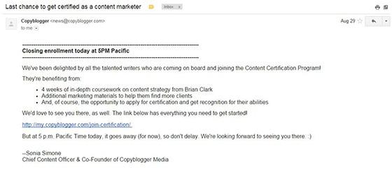 copyblogger-example
