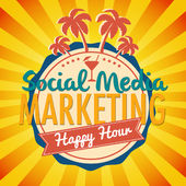 Social Media Marketing Happy Hour cover art