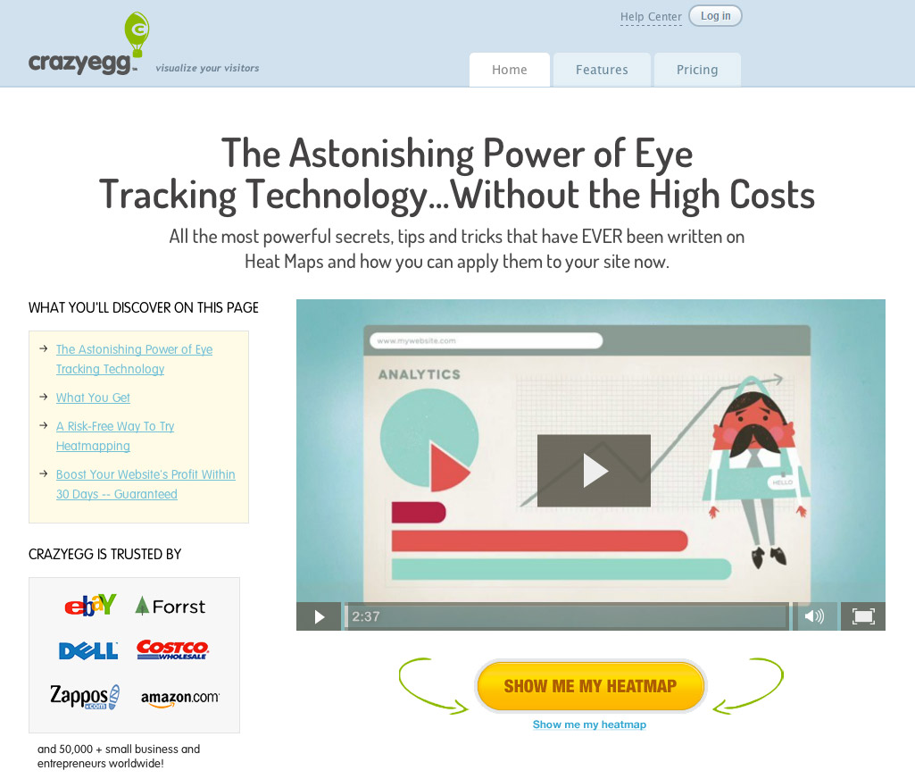 Make a Big Impact on Your Landing Page with a Small Budget Video