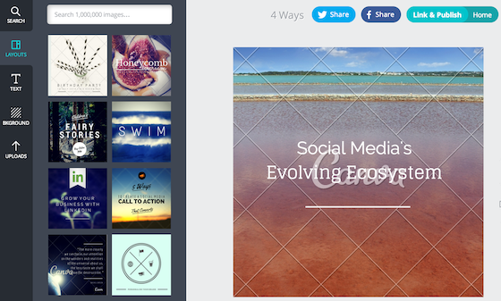 Design Resources: Canva