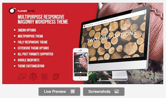 Design Resources: ThemeForest