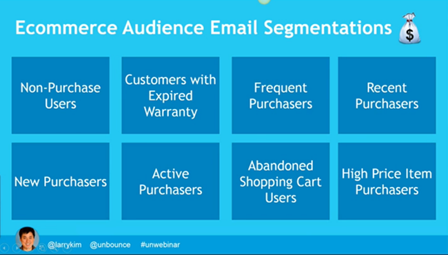 ecommerce-audience-email-segmentations
