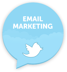 email marketing tweets