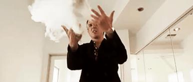 GOB magic tricks go up in smoke