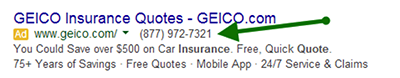 geico-insurance-quotes-adwords-ad