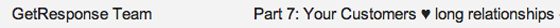 getresponse email subject line