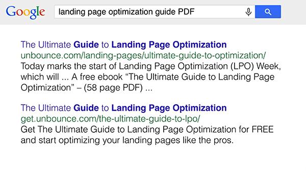 google-search-lpo