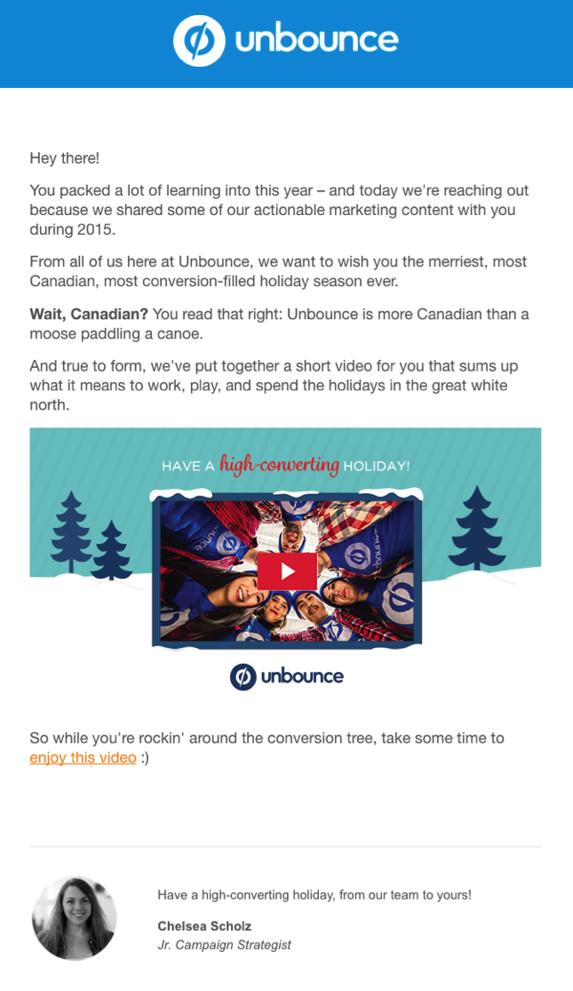 holiday-email-unbounce