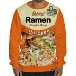 The ramen sweatshirt