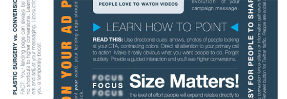 Conversion rate optimization Infographics