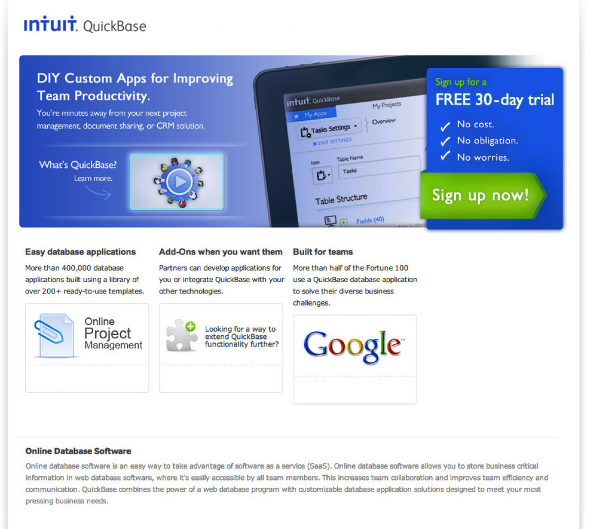 intuit-page-without-distractions