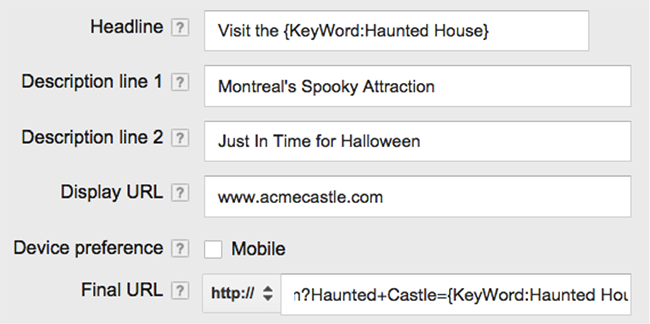 keyword-haunted-house
