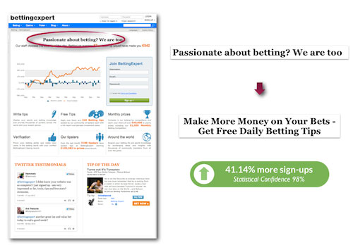 landing-page-copy-betting
