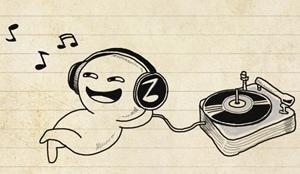 landing page creative block - listen to jazz