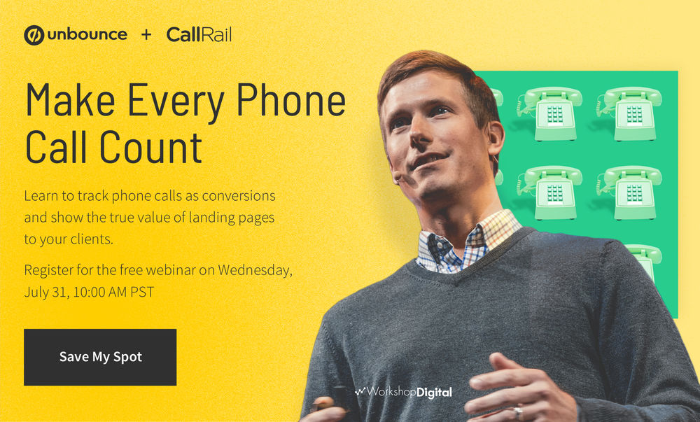 Free Webinar on how to set up Dynamic Phone Numbers