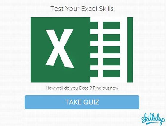 Lead Gen examples: Quizzes