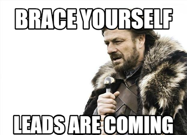 Brace Yourself Meme <a href=