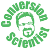 Conversion Scientist Logo