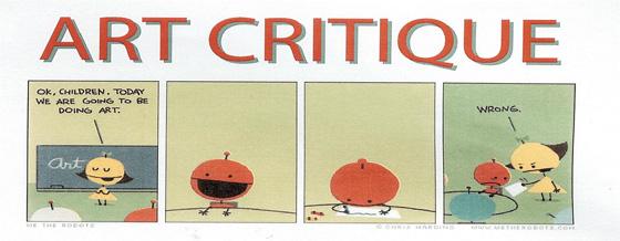 landing page critique