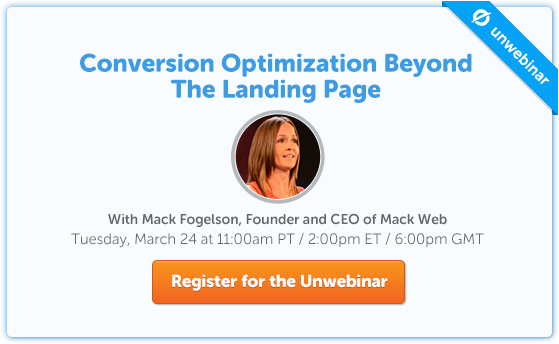 Conversion Optimization Beyond The Landing Page