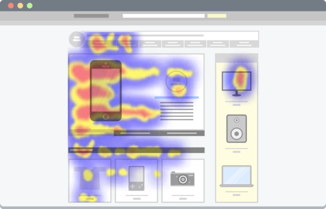 mapas de calor de usuarios recoger informacion optimizar conversion