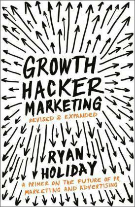 Growth Hacker Marketing Buch