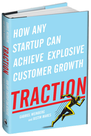 Traction Marketing Buch