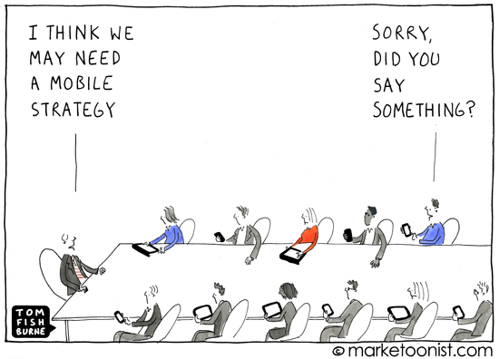 Mobile Marketing Strategy - Tom Fishburne