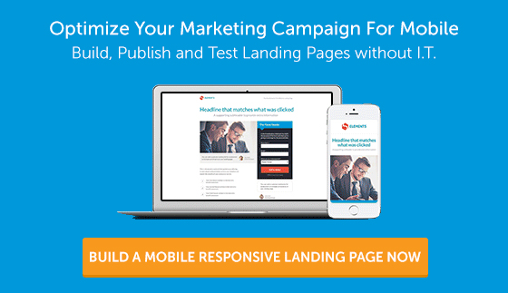Build Mobile Responsive Landing Pages for Your Marketing Campaigns