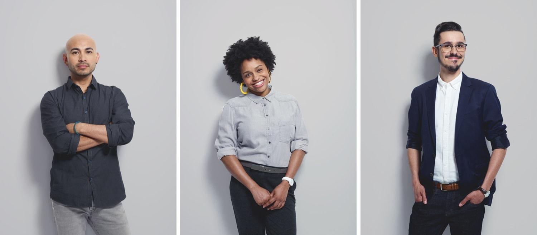 Unbounce Brand - Marketer Portraits
