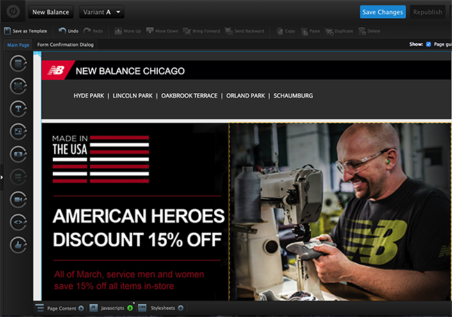 new-balance-landing-page-in-unbounce