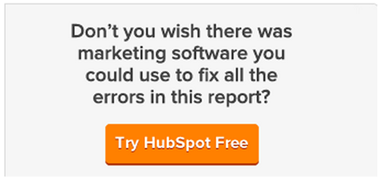 Persuasion: Hubspot trial example
