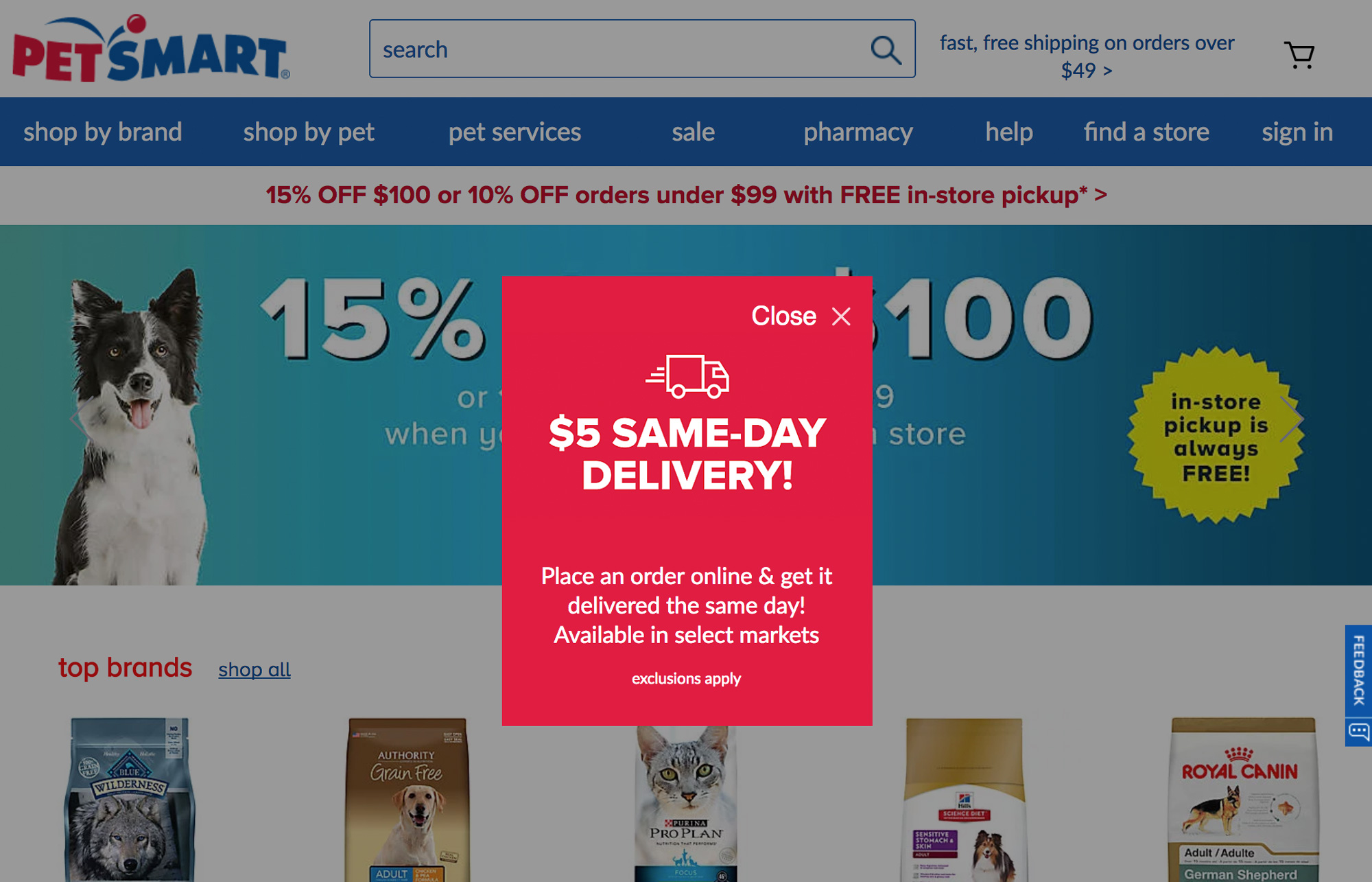 Surprisingly awesome popup design examples scored by the