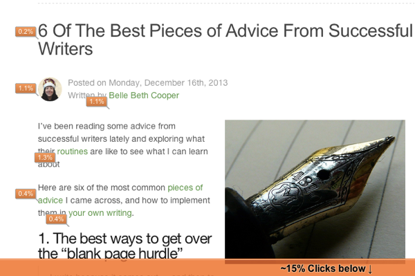 Buffer's 6 of The Best Pieces Of Advice From Successful Writers